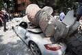 Землетрясение магнитудой 7,1 было зарегистрировано во вторник на юге Мексики.
