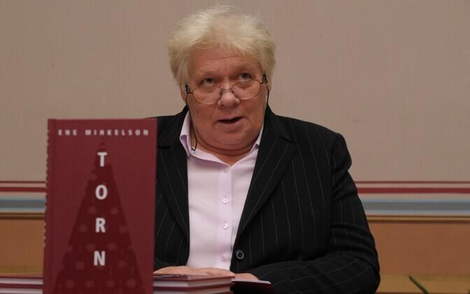 Эне Михкельсон (1944-2017)
