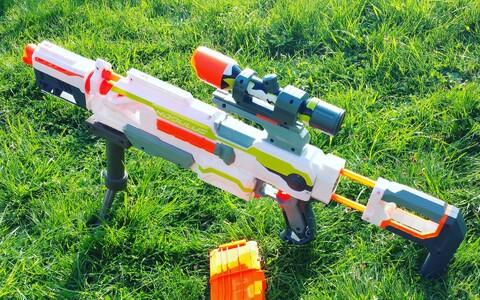 Игрушечное ружье