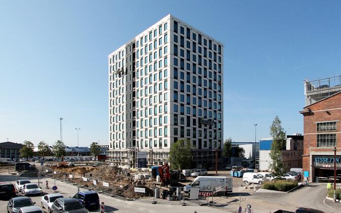 Järgmisel aastal valmib neli suuremat büroohoonet, neist kaks Ülemiste City's.