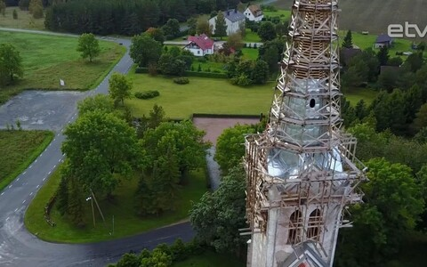 Церковь в Йыэляхтме