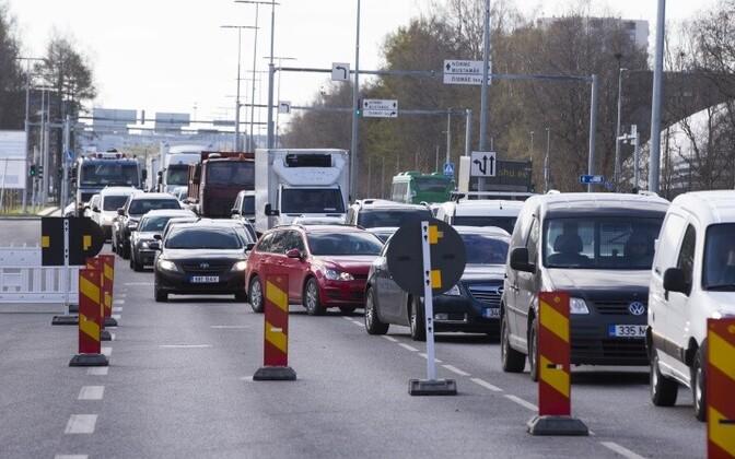 Полиция советует воздержаться от поездок в центр Таллинна во время саммита.