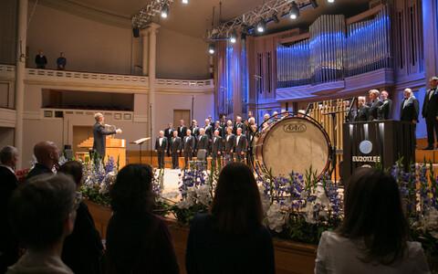 Торжественный концерт в Брюсселе