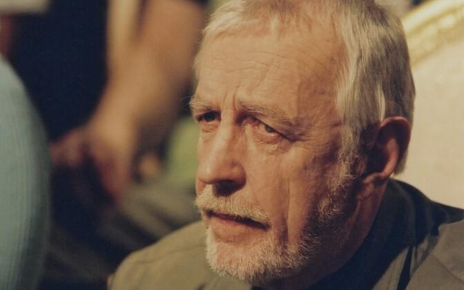 Actor Aarne Üksküla.