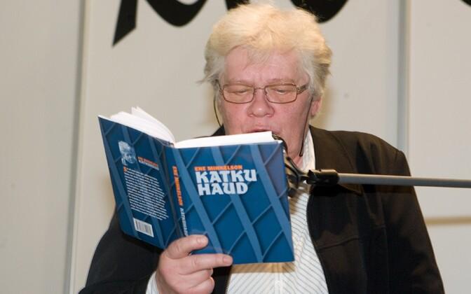 Luuletaja Ene Mihkelson, 21. oktoober 1944– 20. september 2017