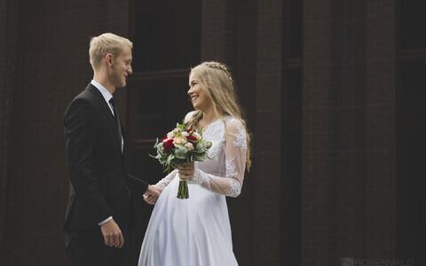 Oliver ja Joanna Rõõmus