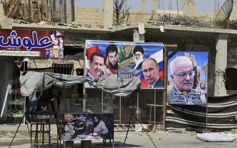Valitsusväed on Vene õhujõudude ja Iraaniga seotud rühmituste abiga vallutanud viimase kahe nädala jooksul suurema osa Deir Ezzori linnast.