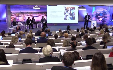 Tallinnas toimub rändekonverents.