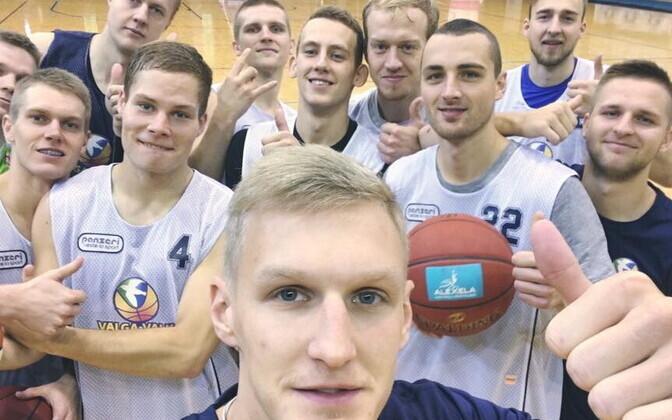 Valga/Valka korvpallimeeskond