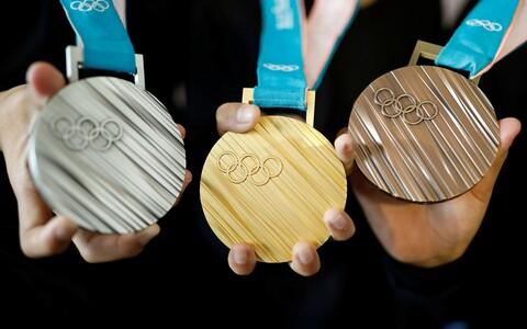 Pyeongchangid olümpiamedalid