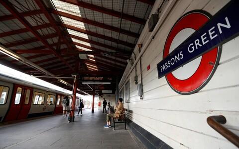 Parsons Greeni metroojaam Londonis.