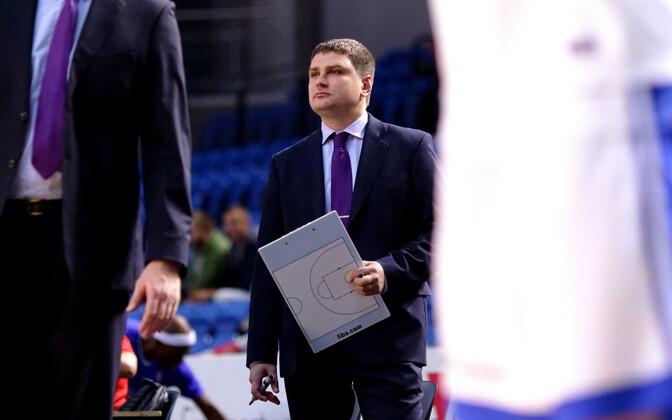 BC Kalev/Cramo - Karpoš Sokoli / Alar Varrak