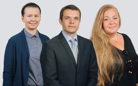 Aasta gümnaasiumiõpetaja nominendid 2017.