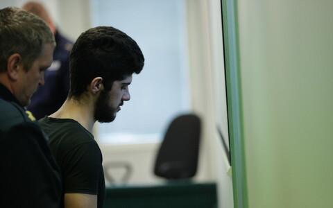 Kovan Mohammed in court, 2017.