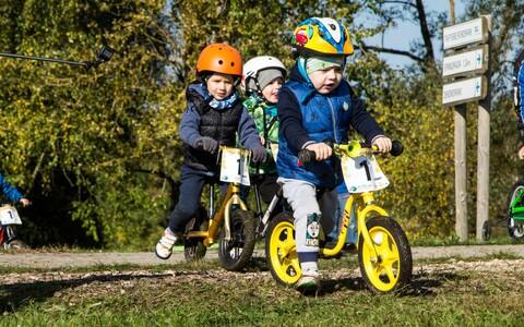 Общеевропейская неделя спорта началась с детского заезда в Тарту.