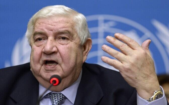 Walid al-Muallem