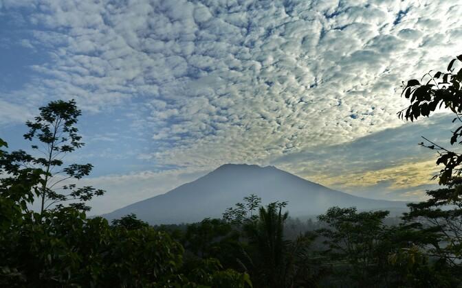 Bali vulkaan pole 50 aastat pursanud.
