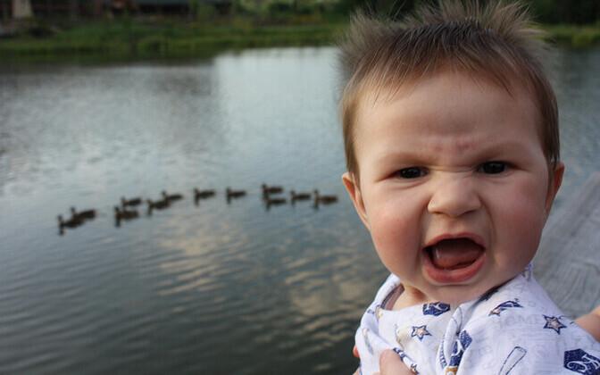 Juba väikelastele tasub luua maailmast realistlik ettekujutus.