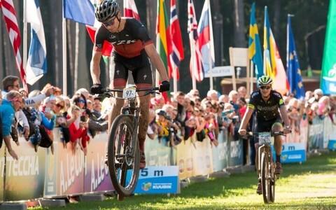 На соревнованиях в Тарту доминировали велогонщики из Латвии.
