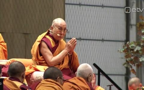 Dalai-laama Riias.