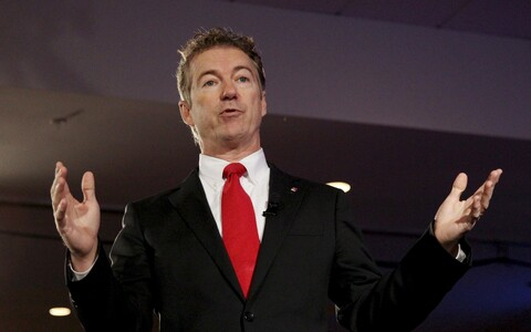 Senaator Rand Paul.