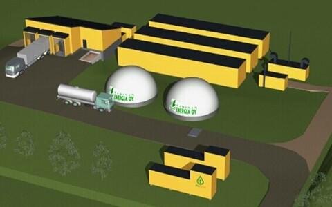 Biogaasijaam