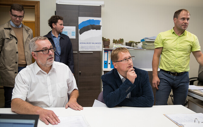 Those most sure they will vote in next month's elections are those who plan to vote for the election coalition Free Citizen of Tallinn.