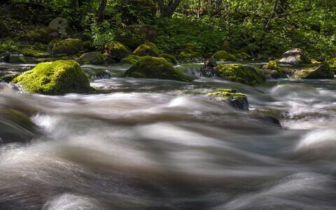Jõelähtme jõgi voolab Kostivere karstialal salajõena maa all umbkaudu 2,5 km ulatuses.