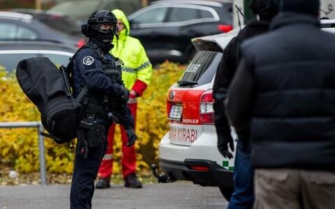 Сотрудники спецподразделений полиции реагируют на самые серьезные и часто опасные вызовы.