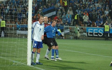 2005. aastal kohtusid Eesti ja Soome samal staadionil Helsingis. Toona lõppes põnev matš suure hulga Eesti poolehoidjate silme all 2:2 viigiga.