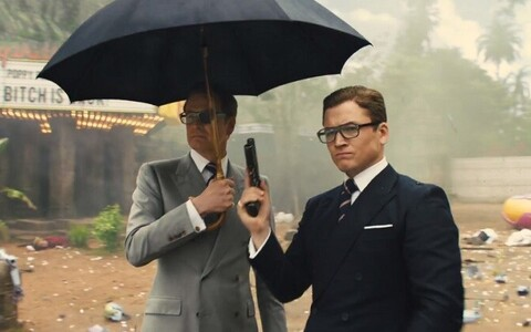 """Kingsman. Kuldne ring"""