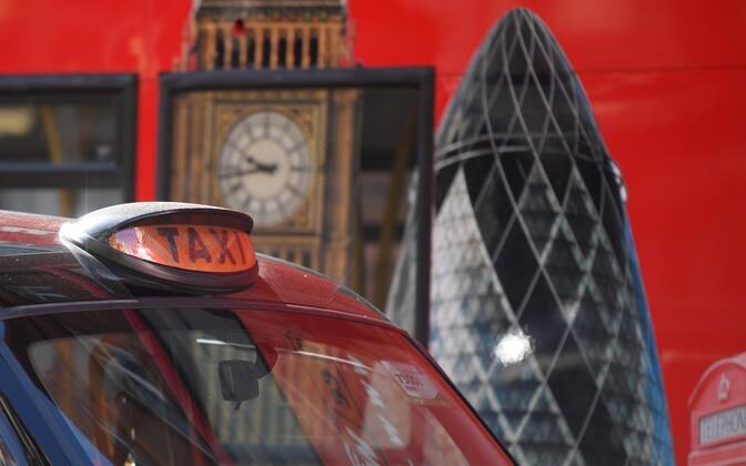 Takso Londonis.