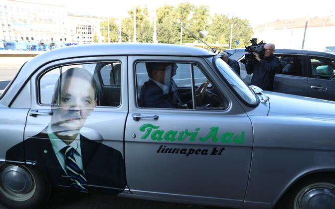 Центристы по результатам опроса уверенно побеждают в четырех районах Таллинна