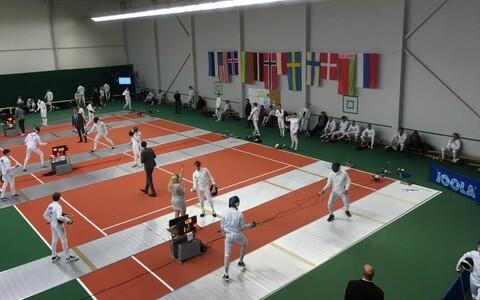 Noorte Põhjamaade meistrivõistlused epeevehklemises