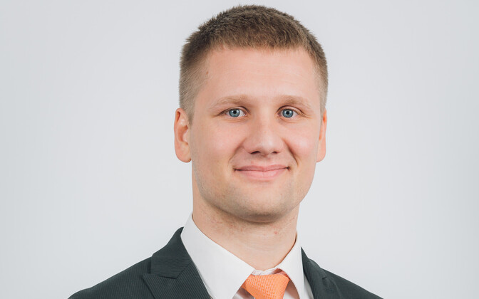 Economist and lecturer Kristjan Liivamägi.