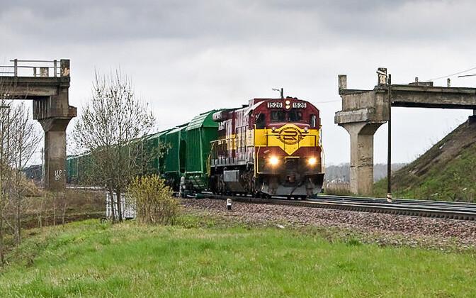 Рекордный урожай зерновых в Эстонии дал работу железнодорожникам