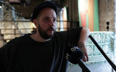 Kunstnik ja animaator Reimo Õun ehk Youngarlic
