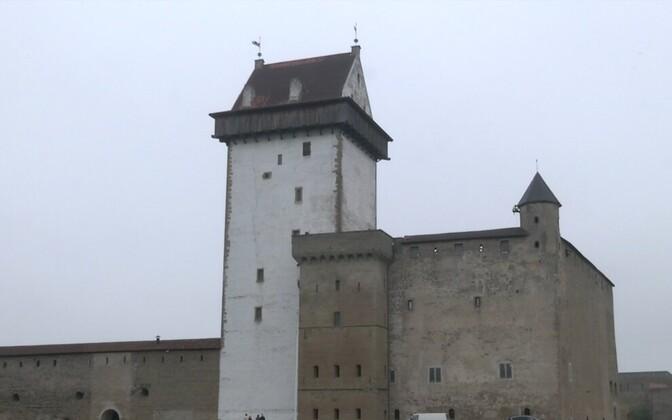 Нарвский замок.