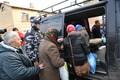 Inimeste evakueerimine Kalõnivkast.