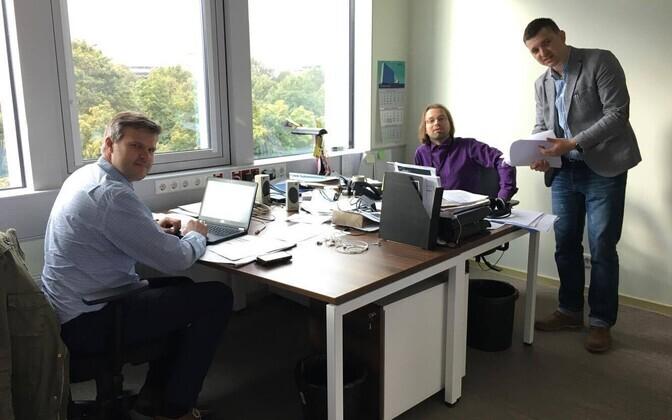 a07b4ff989b Vikerraadio ootab Pärnu valijatelt kandidaatidele küsimusi   eurovalimised    ERR
