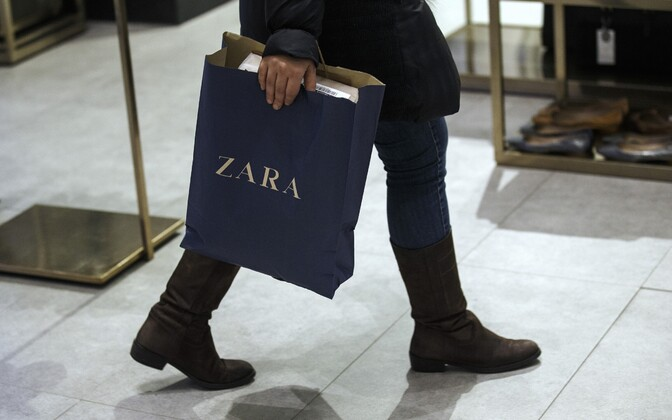 The first Zara clothing store to feature a Cleveron terminal was opened in Spain this month.