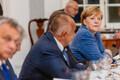 Euroopa riigipead sõid õhtust Kadrioru Kunstimuuseumis.
