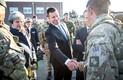 Ratas külastas 29. septembril koos May ja Macroniga Tapa sõjaväelinnakut.