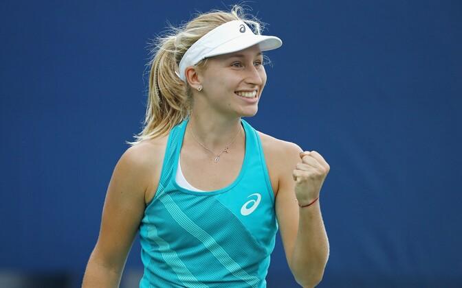Дарья Гаврилова сейчас представляет Австралию
