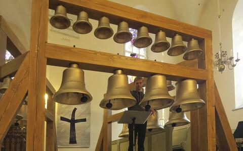 Jaani kiriku uued kellad