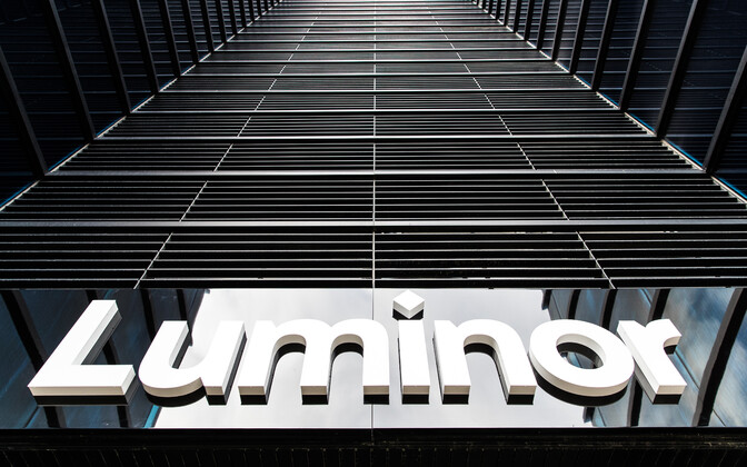 Luminor headquarters in Tallinn.