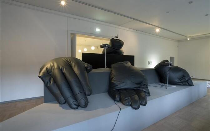 Näituse kõige suurejoonelisem installatsioon
