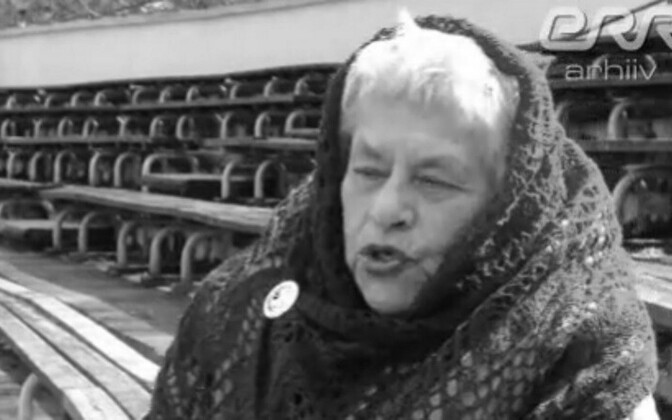 Лариса Вольперт (1926-2017).