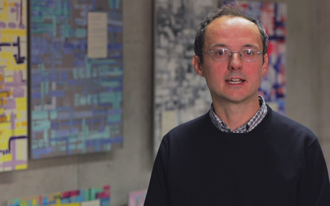 Tallinna ülikooli humanitaarteaduste instituudi itaalia uuringute ja semiootika professor Daniele Monticelli.