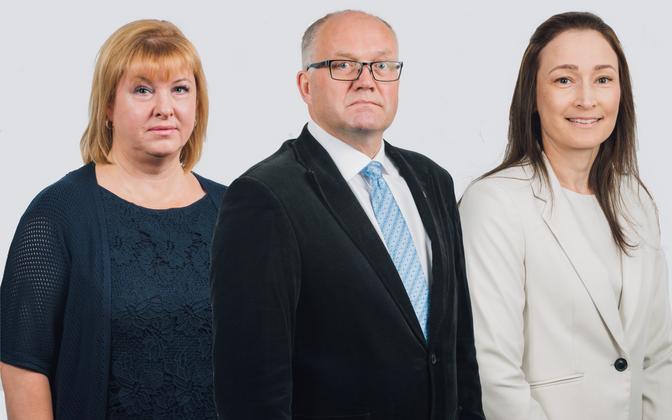 Aasta õppeasutuse juhi nominendid 2017.